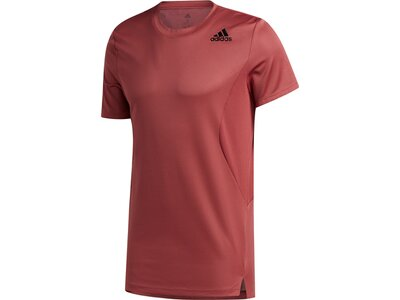 adidas Herren HEAT.RDY Training T-Shirt Rot