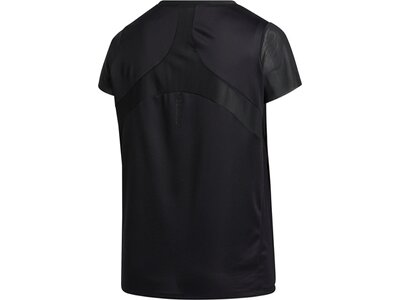 """ADIDAS Damen Fitness T-Shirt """"Heat.Rdy"""" - Plus Size Schwarz"""