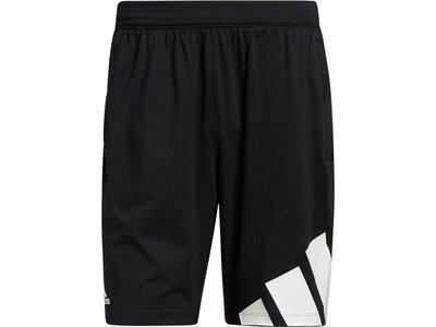 adidas Herren 4KRFT Shorts Schwarz