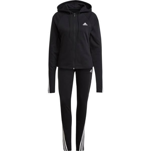ADIDAS Fußball - Textilien - Anzüge Slim Fit Trainingsanzug Damen