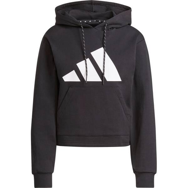 ADIDAS Damen Sweatshirt mit Kapuze