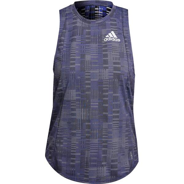 adidas Damen Own The Run Primeblue Running Tanktop