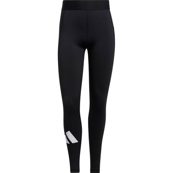 adidas Damen Tights TECHFIT LIFE MID-RISE BADGE OF SPORT