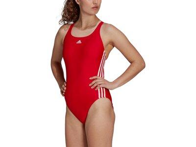 ADIDAS Damen Badeanzug SH3.RO 3S Rot