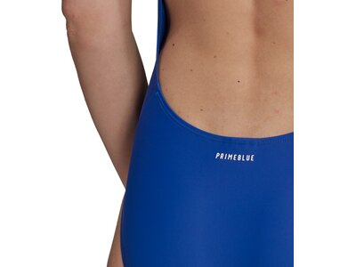 adidas Damen SH3.RO Solid Badeanzug Blau