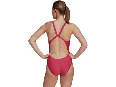 ADIDAS Damen Badeanzug SH3.RO MID 3S S Rot