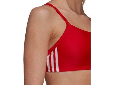 ADIDAS Damen Bikini FIT 2PC 3S Rot