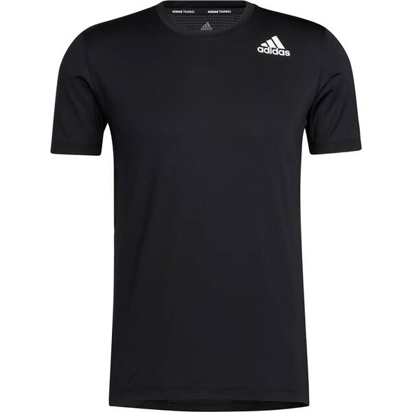 adidas Herren TECHFIT COMPRESSION SHORT SLEEVE TOP