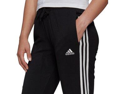 ADIDAS Damen Sporthose 3S SJ C PT Schwarz