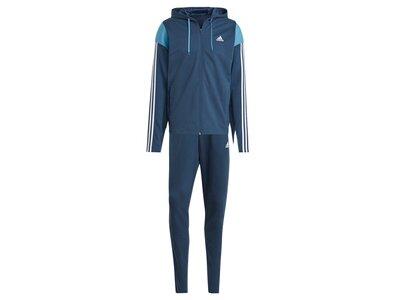 ADIDAS Lifestyle - Textilien - Anzüge M Rip Freizeitanzug Blau