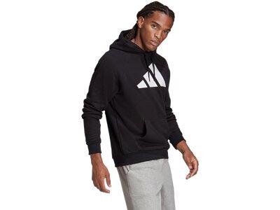 ADIDAS Fußball - Textilien - Sweatshirts M FI Hoody Schwarz