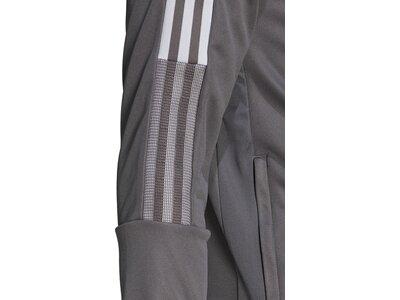 ADIDAS Fußball - Teamsport Textil - Jacken Tiro 21 Trainingsjacke ADIDAS Fußball - Teamsport Textil Grau