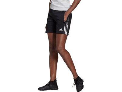 ADIDAS Fußball - Teamsport Textil - Shorts Tiro 21 Sweat Short Damen ADIDAS Fußball - Teamsport Text Schwarz