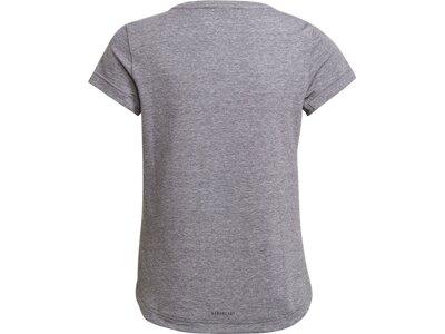 ADIDAS Kinder Shirt G A.R. Logo Grau