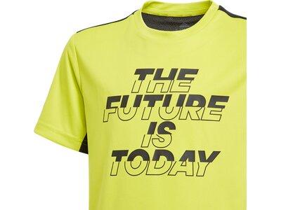 ADIDAS Kinder Shirt B A.R. XFG Gelb