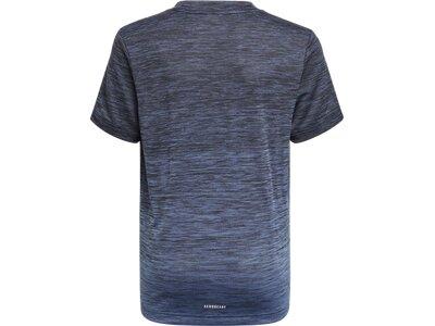 ADIDAS Kinder Shirt B A.R. GRAD Grau