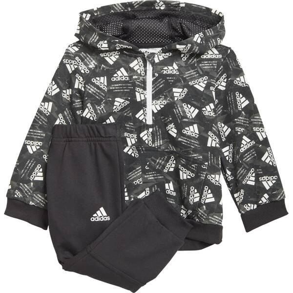 ADIDAS Kinder Sportanzug I AOP Jog FT
