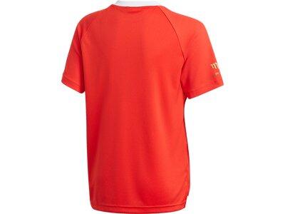 ADIDAS Kinder Shirt B A.R. S Rot