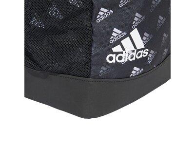 adidas Linear Graphic Rucksack Grau