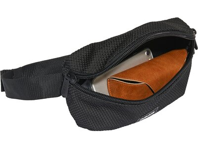 ADIDAS Equipment - Taschen Mesh Hüfttasche ADIDAS Equipment - Taschen Mesh Hüfttasche Schwarz