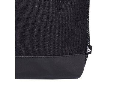 adidas Essentials 3-Streifen Duffelbag Medium Schwarz