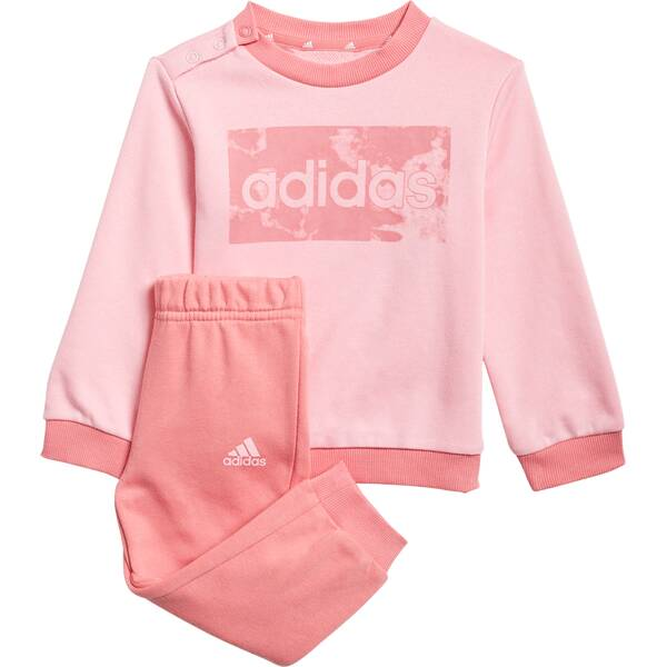 ADIDAS Kinder Sportanzug I LIN FT JOG
