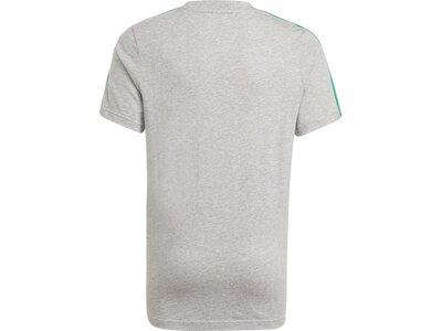 ADIDAS Kinder Shirt B 3S T Silber