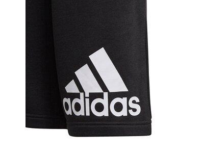 adidas Kinder Essentials Shorts Schwarz