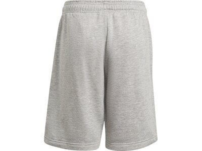 adidas Kinder Essentials Shorts Silber