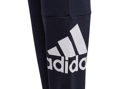 ADIDAS Kinder Sporthose Sporthose Essentials French Terry Schwarz