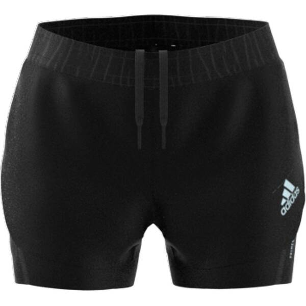 adidas Damen Shorts FAST 2IN1 PRIMEBLUE