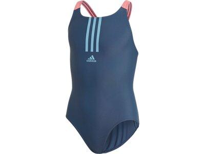 adidas Kinder Badeanzug Blau