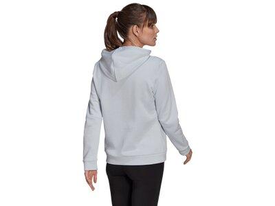ADIDAS Damen Sweatshirt TX GFX Logo H Silber