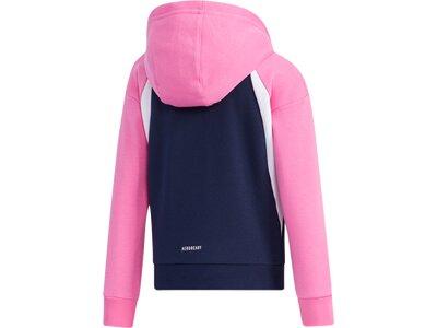 ADIDAS Kinder Kapuzensweat LG ST FT Pink