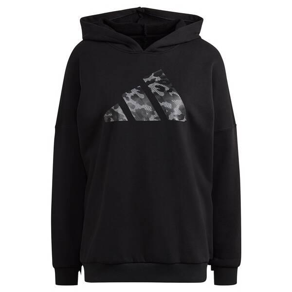 ADIDAS Damen Sweatshirt mit Kapuze Oversized