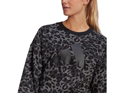 ADIDAS Damen Sweatshirt Grau