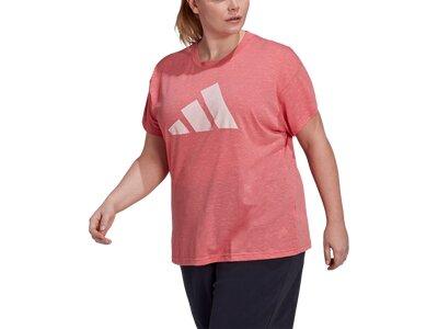 ADIDAS Damen Shirt WIN 2.0 Pink