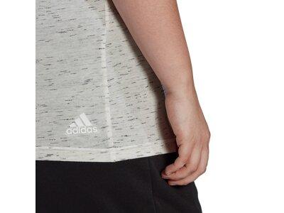 ADIDAS Damen Shirt WIN 2.0 Grau