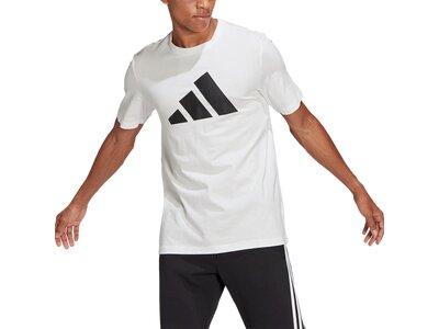 ADIDAS Fußball - Textilien - T-Shirts BOS T-Shirt Weiß