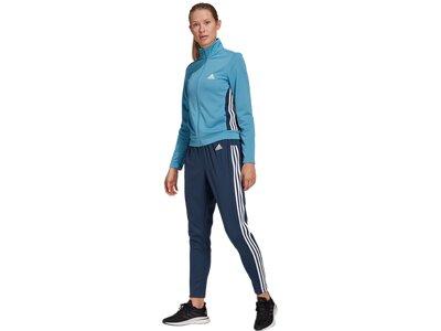 ADIDAS Lifestyle - Textilien - Anzüge Freizeitanzug Damen Blau