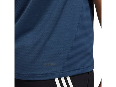 ADIDAS Herren Shirt AERO3S TANK PB Blau