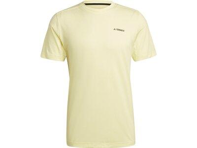 adidas Herren TERREX Tivid T-Shirt Braun