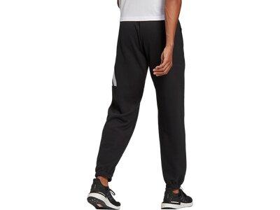 ADIDAS Lifestyle - Textilien - Hosen lang M FI Jogginghose Schwarz