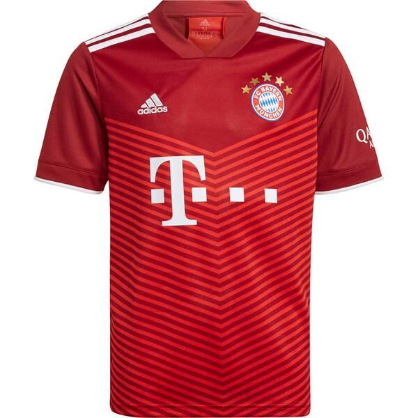 adidas Kinder FC Bayern München 21/22 Heimtrikot