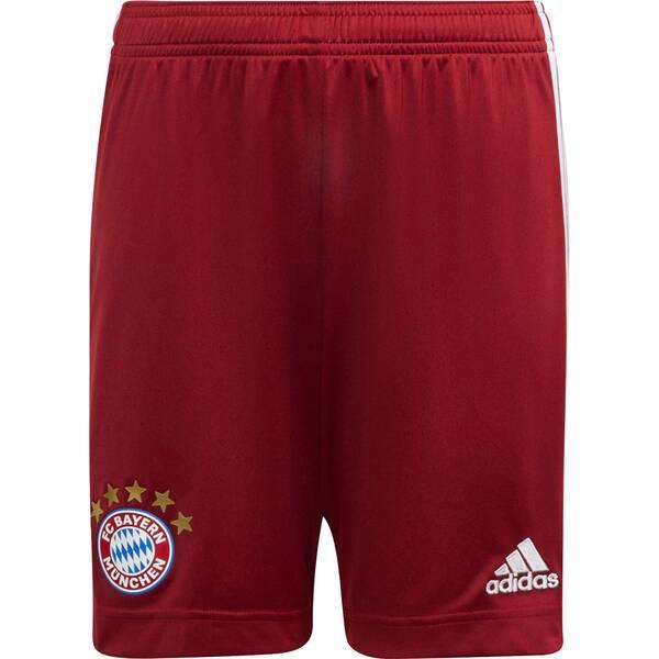 adidas Kinder FC Bayern München 21/22 Heimshorts