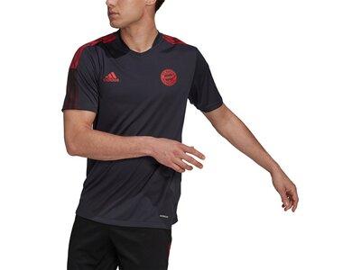 adidas Herren FC Bayern München Tiro Trainingstrikot Schwarz
