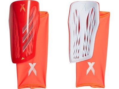 adidas X League Schienbeinschoner Orange