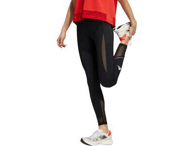 adidas Damen Techfit HEAT.RDY 7/8-Tight Schwarz