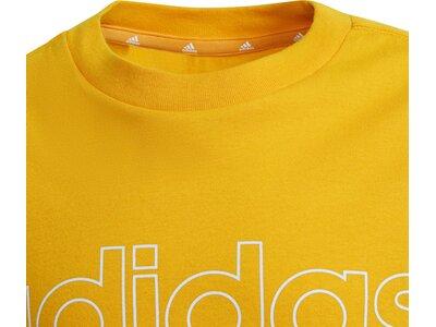 adidas Kinder Essentials T-Shirt Braun