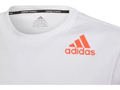 adidas Kinder HEAT.RDY Sport T-Shirt Pink